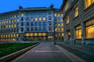 Wiener Postsparkassengebäude
