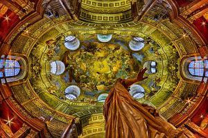 Prunksaal der Nationalbibliothek Wien
