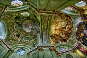 Servitenkirche Peregrinuskapelle Wien