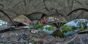 Rossauer Brücke Wien