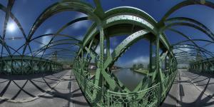 Schemerlbrücke Wien