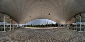 Kassenhalle der Stadthalle Wien