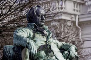 Goethe-Denkmal am Ring