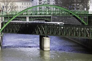 Zollamtssteg und Zollamtsbrücke