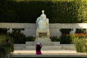 Denkmal der Kaiserin Elisabeth im Volksgarten