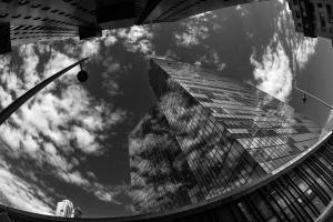 Twin Towers in der Wienerbergcity