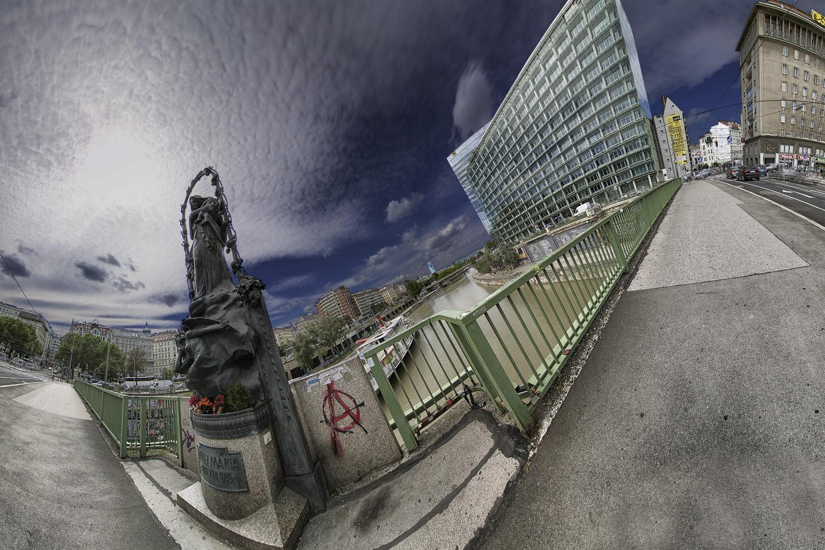 Ein Panorama aus der PixBox